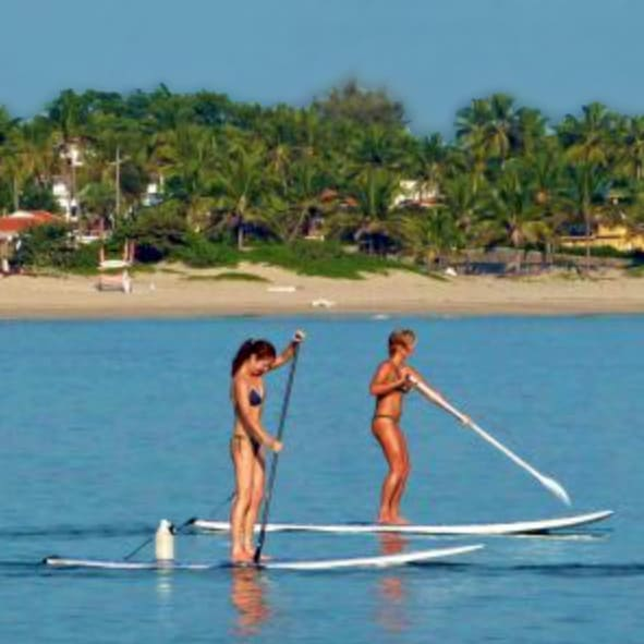 Stand Up Paddle en Ixtapa-Zihuatanejo