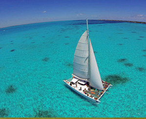 Cancun Sailing
