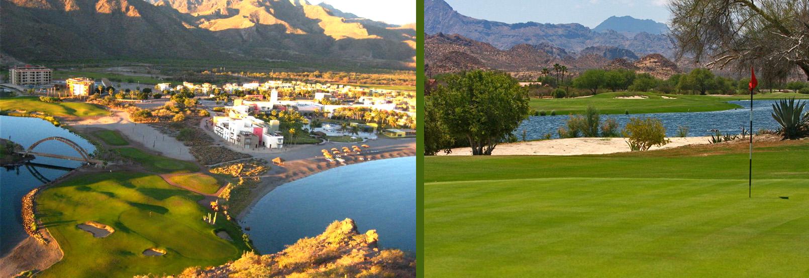 Campos de Golf en Loreto