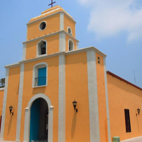 Ciudad hist rica fortificada de campeche for Jardin botanico xmuch haltun