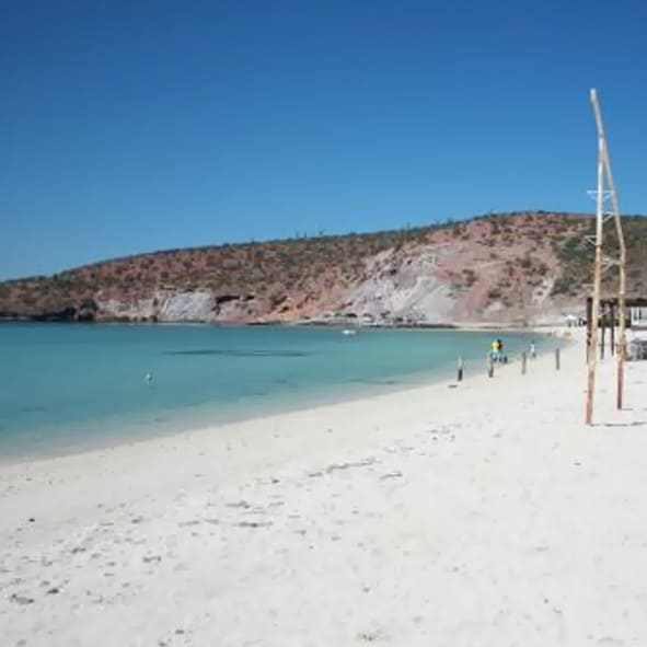 Visitar Playa Pichilingue  - LA PAZ, PLAYAS