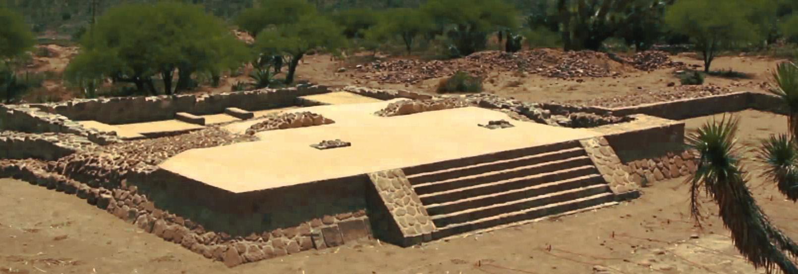 zona arqueologica de pahñu