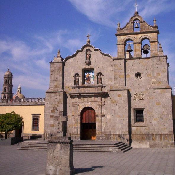 Arquitectura Colonial En Guadalajara
