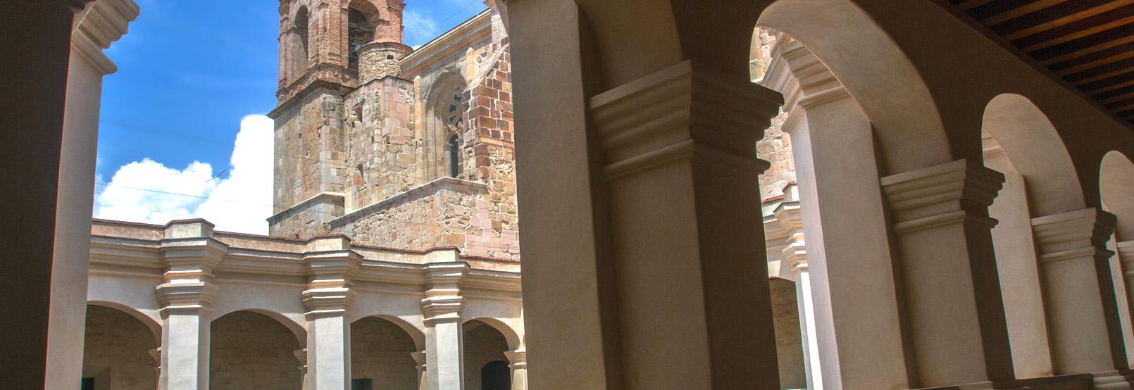 arquitectura colonial en oaxaca