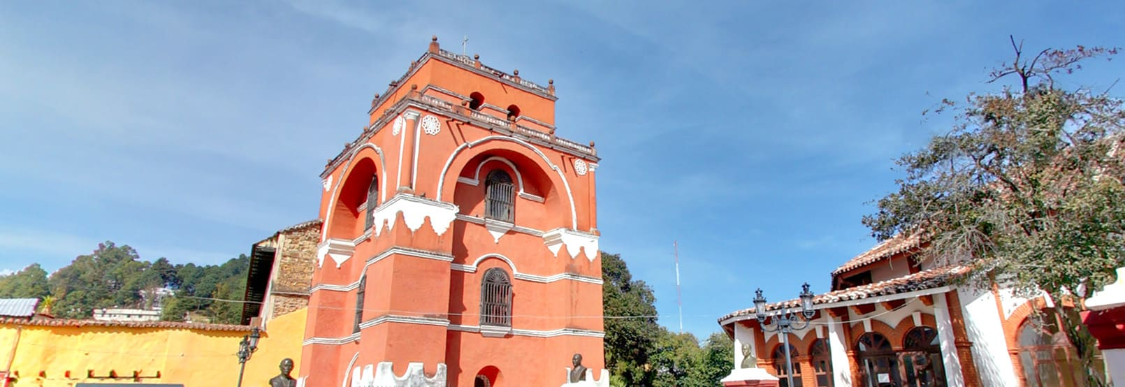 fachada del Arco del Carmen