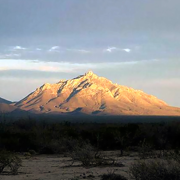 Pico de Teyra